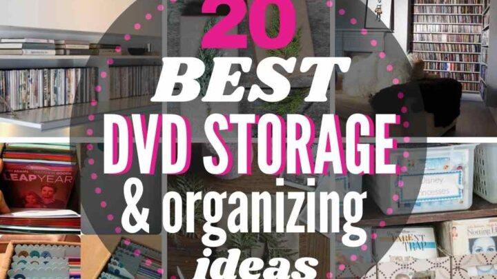 Guide in Organizing Your DVD Collection